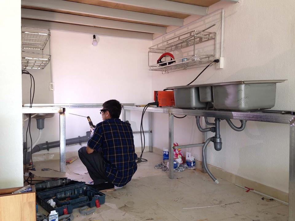 Thợ sửa điện nước tại TpHCM chuyên điện nước giá rẻ