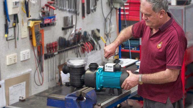 1001 cách sửa máy bơm nước bị hư